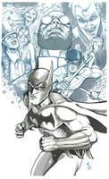 Batman Arkham City ish by mattgoodall