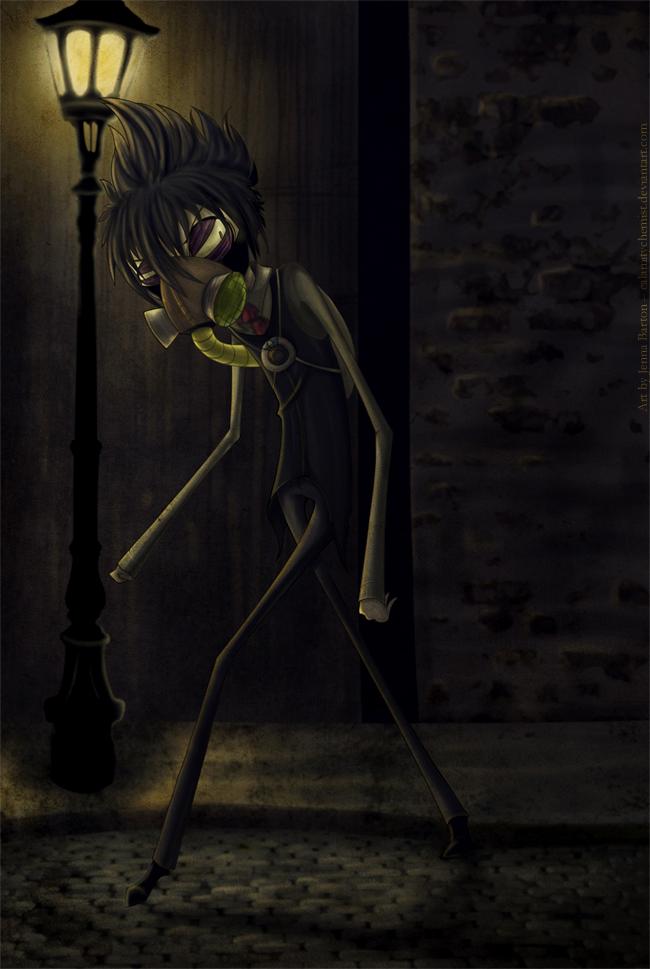 Night Walk by CalamityChemist
