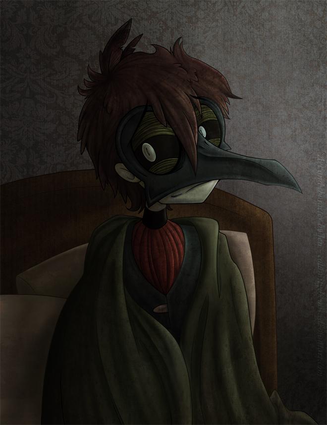 Quiet Visitor by CalamityChemist