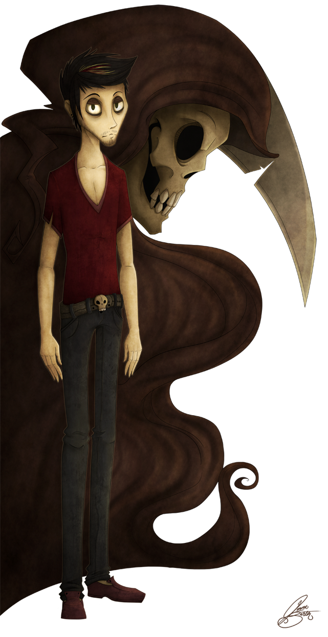 Mr. Sicx by CalamityChemist