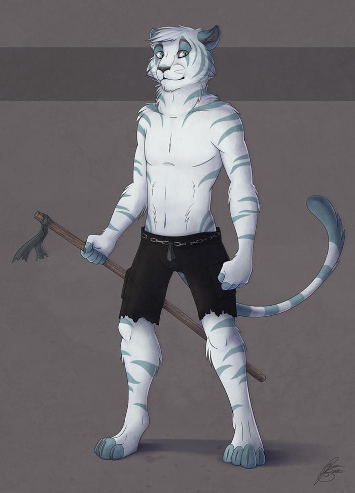 T-T-Tiger! by CalamityChemist