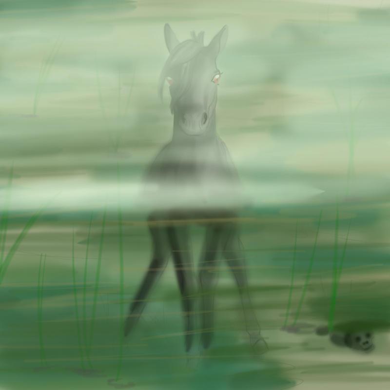 Kelpie by Skatler