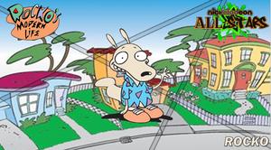 Rocko (Nickelodeon All-Stars)