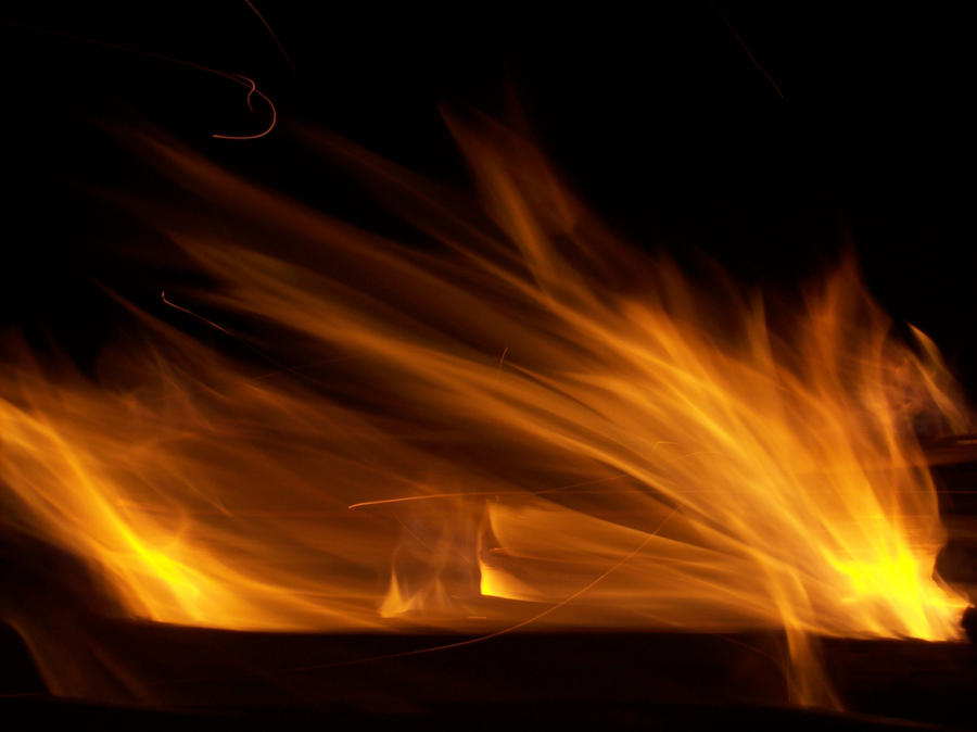 Fire 12 by natureflowerstock