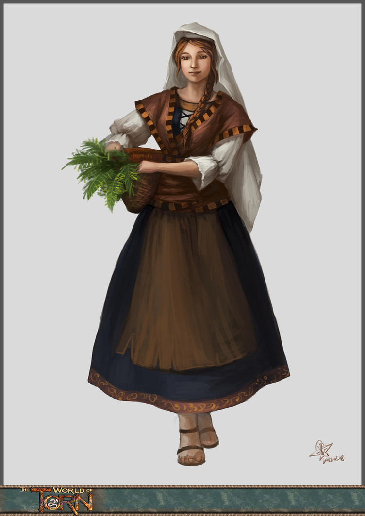 Folk of the Sisk Empire by yanzi-5
