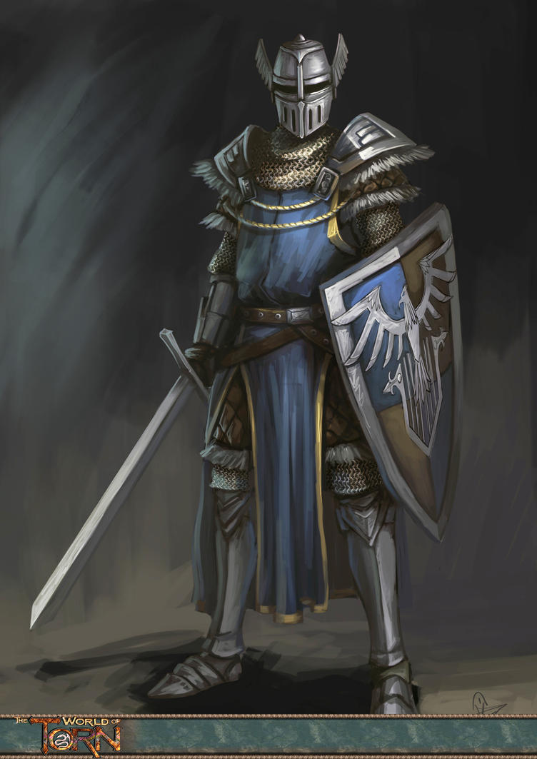 The knights of the Bragar Knights
