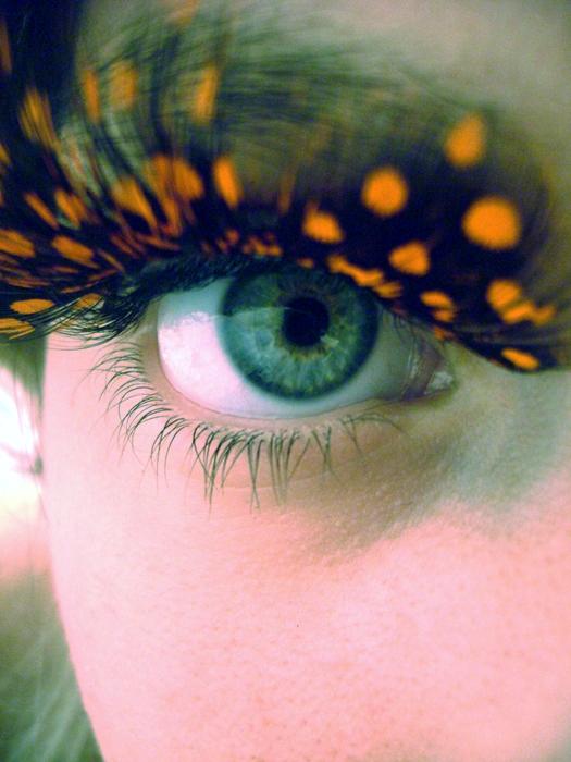 Eye Spy Polka Dots 2 by Cilo