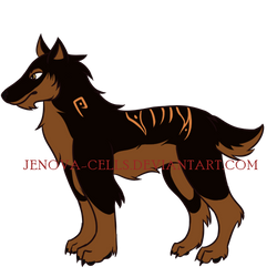 Offer to Adopt - Brown Dog - Open by Jenova-Cells