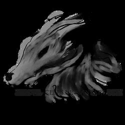 Water Wolf by Jenova-Cells