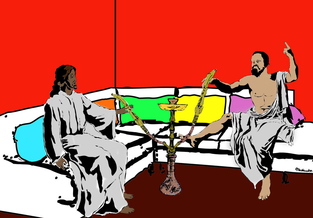 The Similarities Between Socrates and Jesus Christ