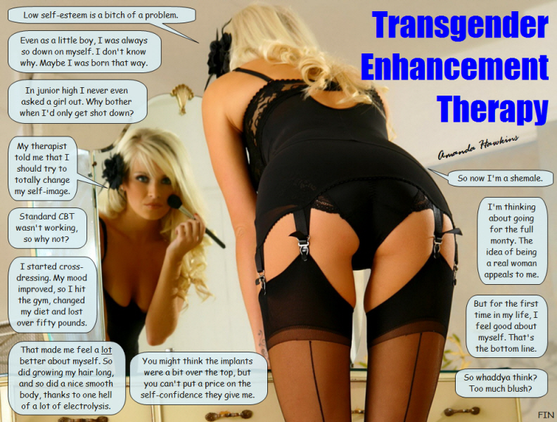 Transgender Enhancement Therapy by amandahawkins71 on DeviantArt