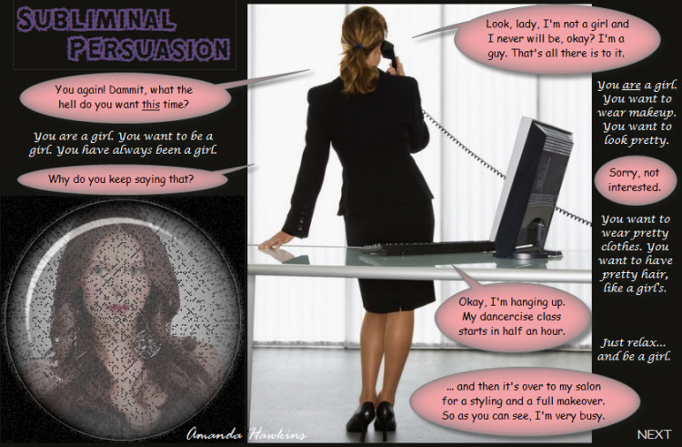 Subliminal Feminization Hypnosis Captions