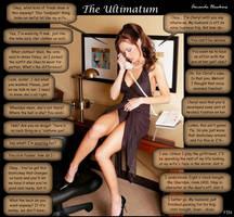The Ultimatum by amandahawkins71