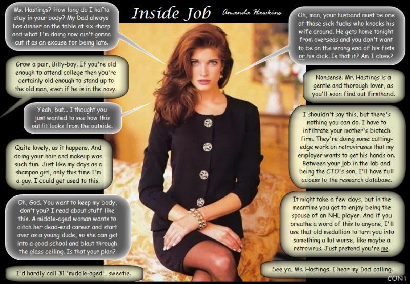 Inside Job By Amandahawkins71 On Deviantart