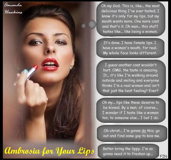 Ambrosia for Your Lips by amandahawkins71