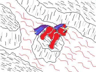 Crevice by methaneridge