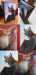 Your daily dose of dragons by purple-scales