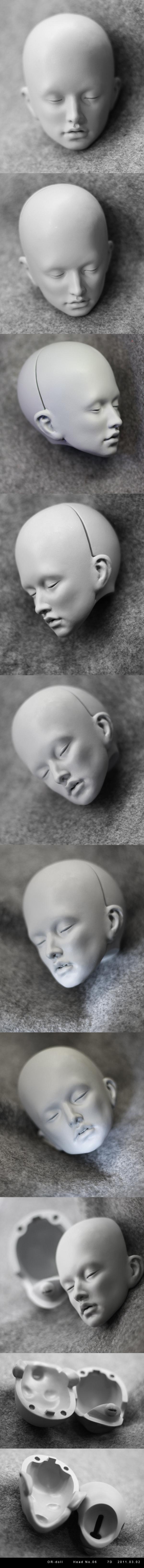 名字还没起,总之是做好了 - 碎花格子 - OR-doll