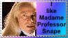 Stamp MadameProfessorSnape by Ampata