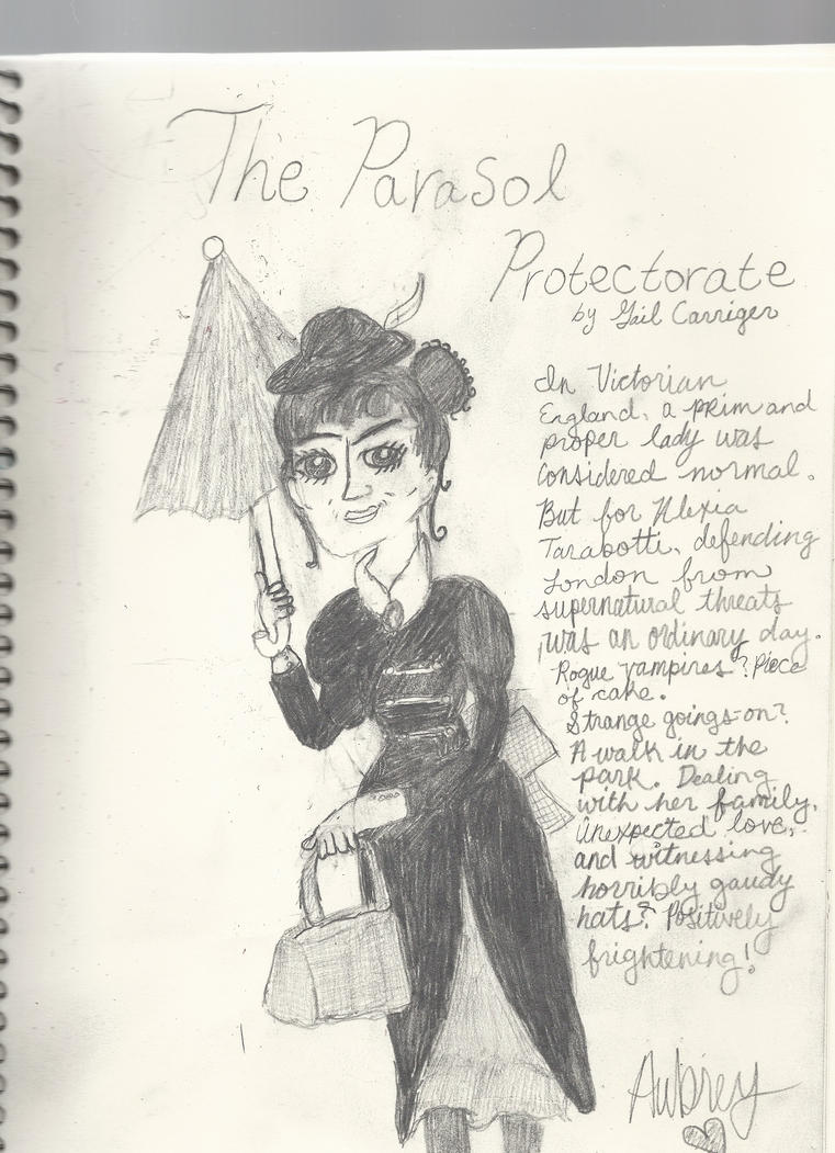 The Parasol Protectorate by CaptainJacksGirl6