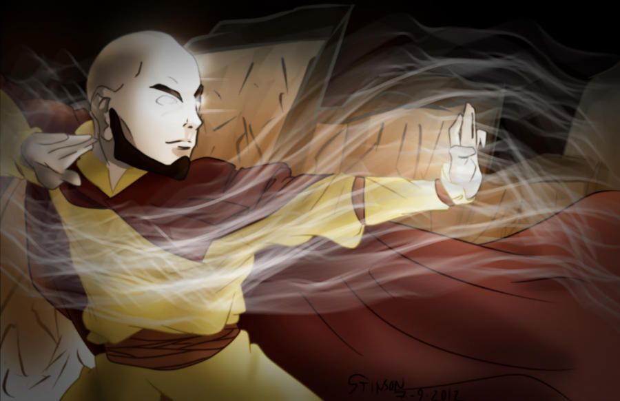 Aang by stinson627