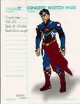 Superman Alternate Earth Design