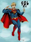 Gender Bend: Super'boy' Kal Zor El by stinson627