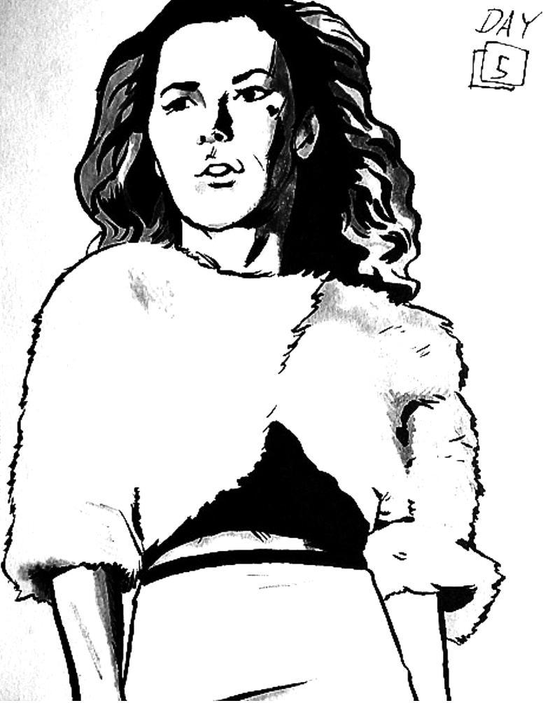 Marina and The Diamonds by stinson627