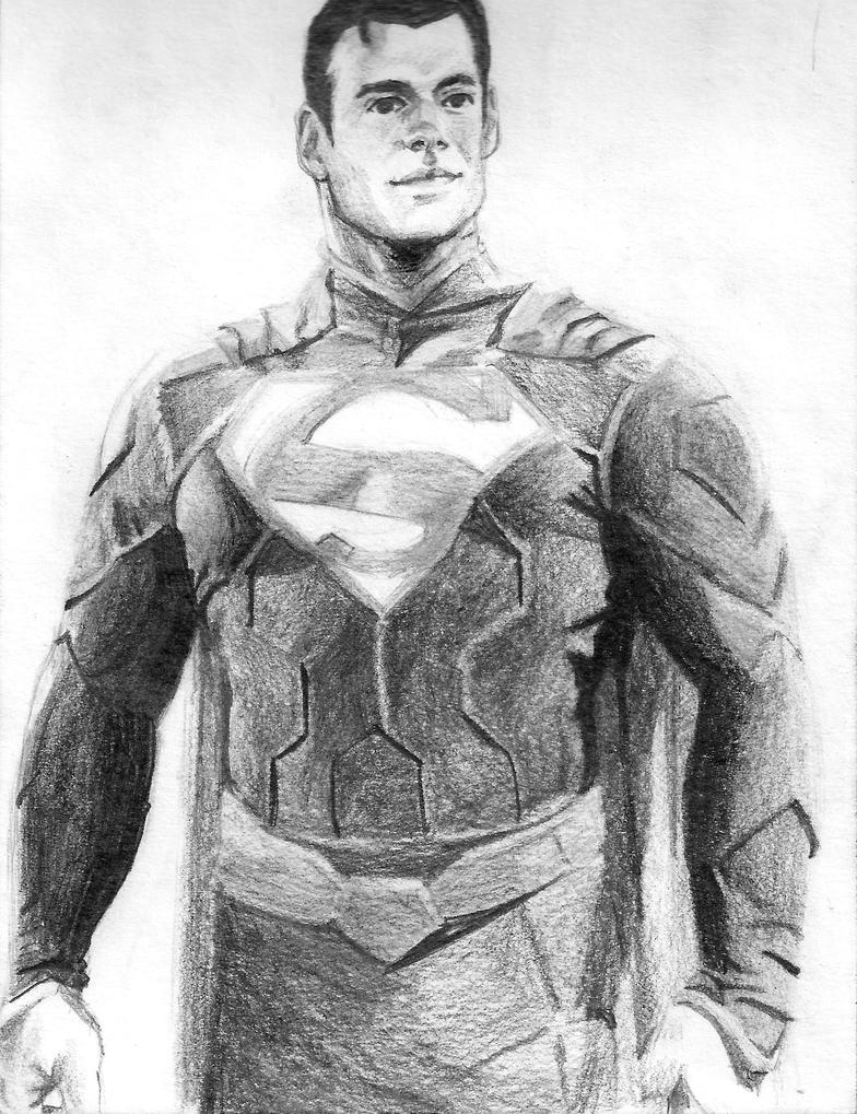 Superman by stinson627