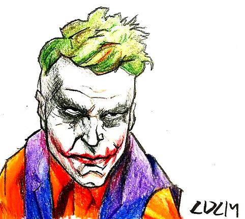 The Joker by stinson627