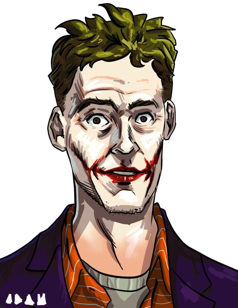 Jared Leto- Joker by stinson627