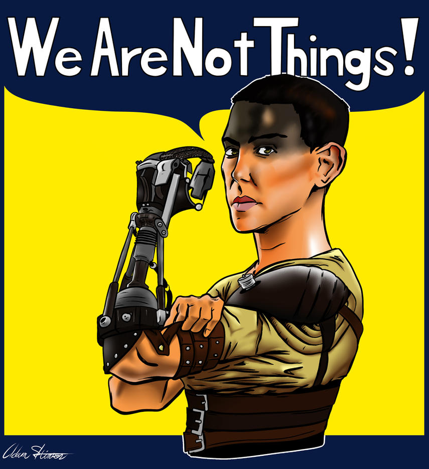 We Are Not Things by stinson627