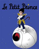 Le Petit Prince of All Saiyans by stinson627