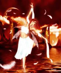 A Fairy's Dance by AntjeDarling