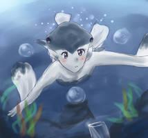 Princess Ruto by NarutoxHinatafan