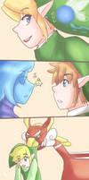 Link's partners