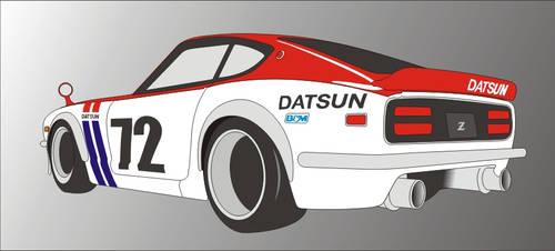 Datsun 240Z preview 2
