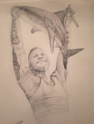 Tiger Shark and Kontra K