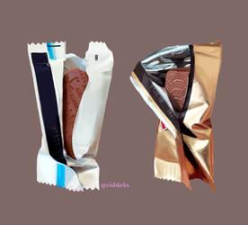 Small chocolate bars study