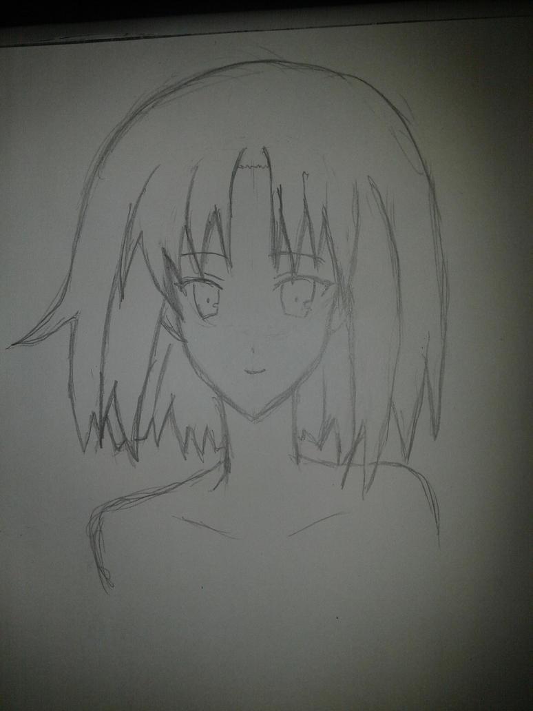 Yumi-chan 3 by Ragna-kun