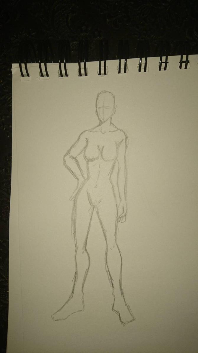 Body  by Ragna-kun
