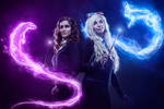 Patronus! Hermione Granger and Luna Lovegood