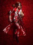 Rose of May - Beatrix Final Fantasy IX by Nomnomnat-Cosplay