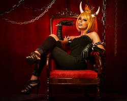 All hail Queen Koopa