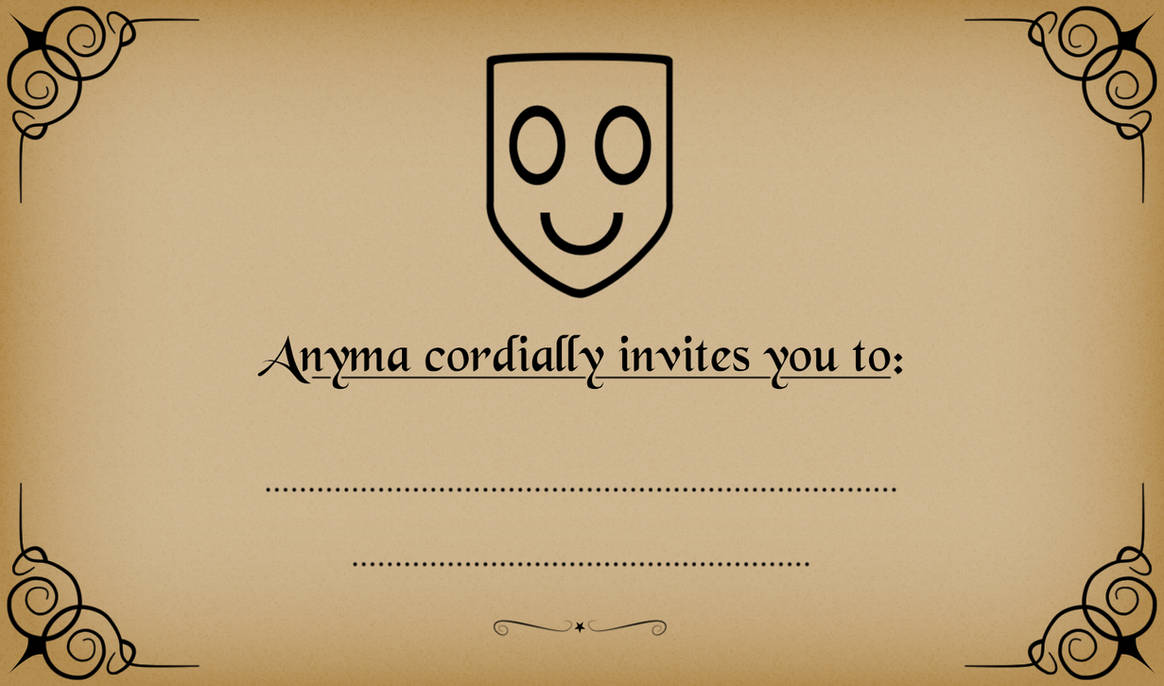 Anyma Invitation ID