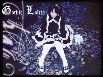 Gothic lolita by MurasakiButterfly