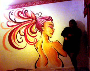 My wall by MurasakiButterfly