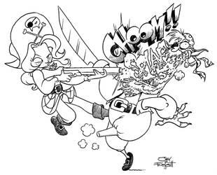 Claribelle by Instant-Press-Comics