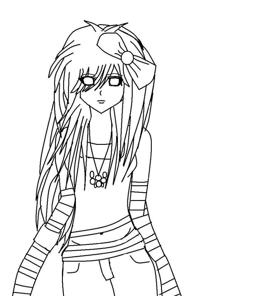 Excepcional Anime Bff Para Colorear Ilustración - Ideas Para ...