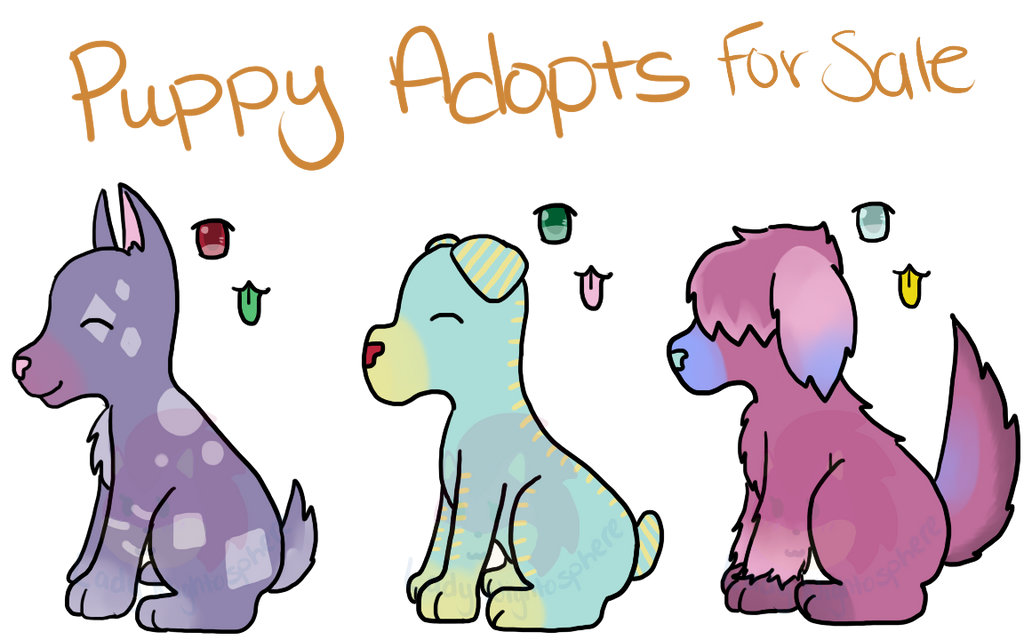 (Make An Offer/PWYW) Pup Adopts (OPEN)